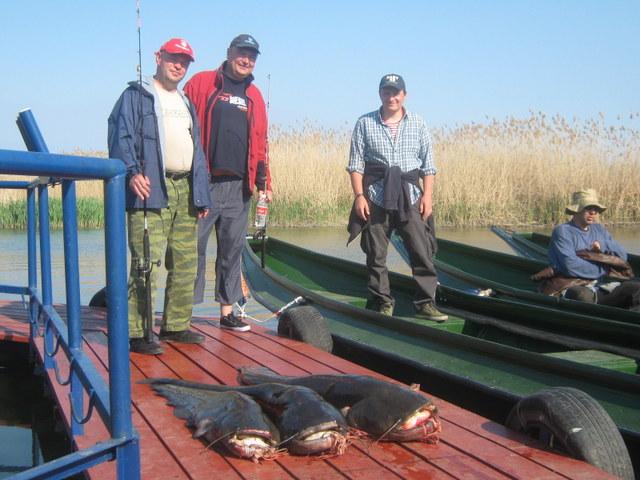 рыбалка брандвахта